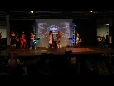 related image - Japan Party 2017 - Cosplay Dimanche - 24 - Scène finale