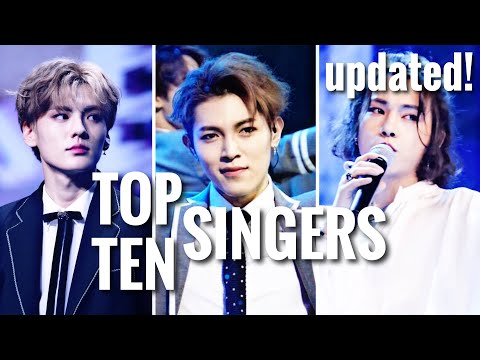 top 10 vocalists on idol producer (UPDATED!)