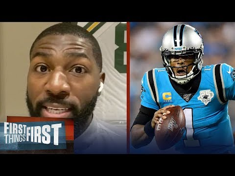 Dolphins & Broncos should be fighting to get Cam Newton — Greg Jennings | NFL | FIRST THINGS FIRST