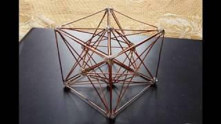 куб Метатрона - самый сильный генератор «темной материи»