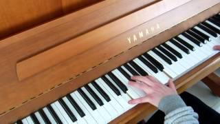TheFatRat - Unity ( Piano Arrangement by Danny )