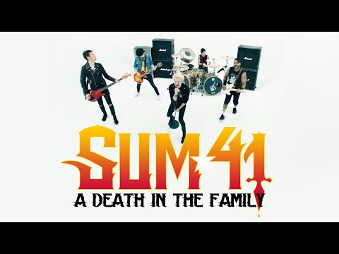 """Sum 41 - New Song """"A Death In The Family"""""""
