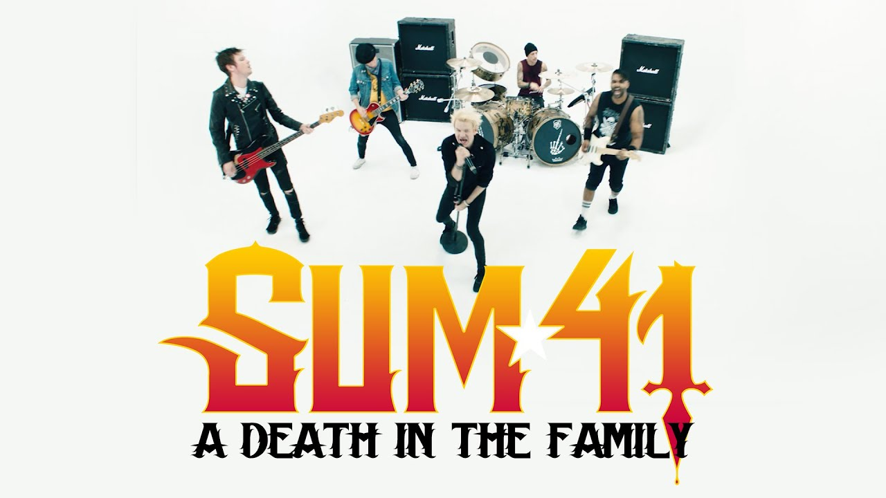Sum 41 - A Death In The Family (Official Music Video) #1