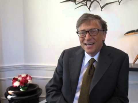 Bill Gates Congratulates the UK
