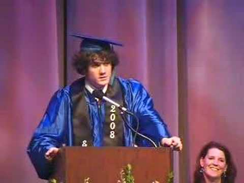 My Favorite Graduation Speech Ever