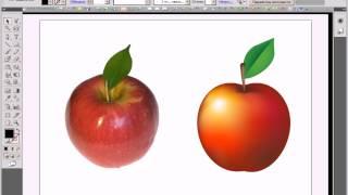 Видео урок по Adobe Illustrator - урок 1 (вступление)