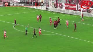 FATV 17/18 Fecha 34 - Talleres 3 - Defensores de Belgrano 1