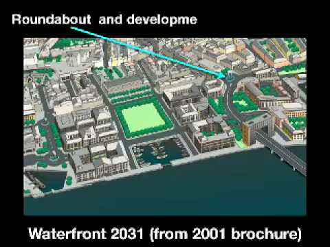 Dundee Waterfront - Masterplan Changes