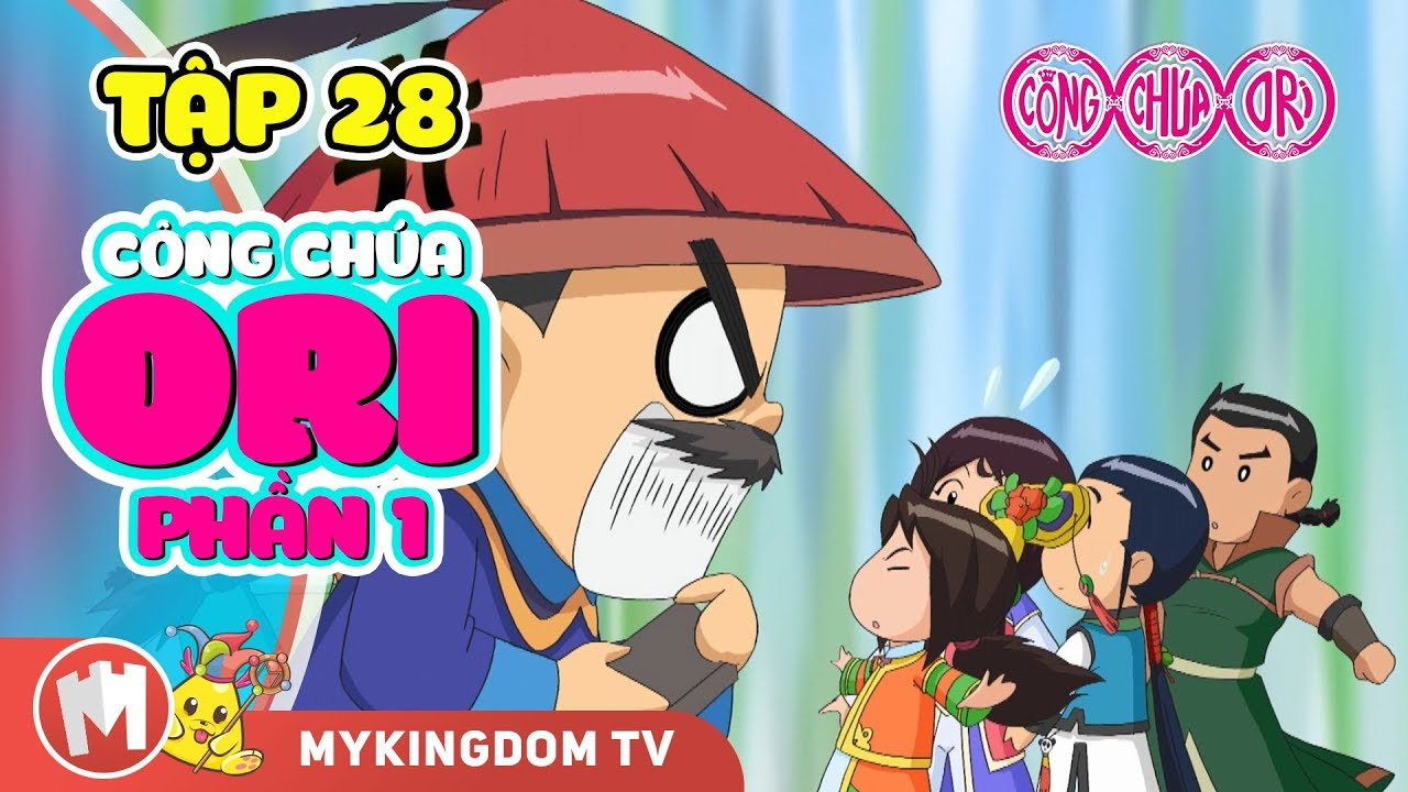 CÔNG CHÚA ORI - Phần 1 | Tập 28: Tò Mò Gây Nên Họa | Phim hoạt hình Ori
