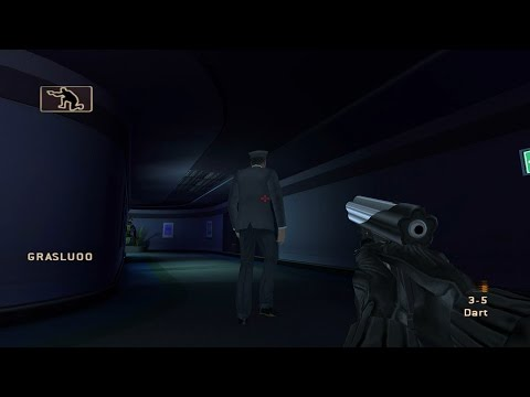 007: Nightfire GCN - Night Shift - 00 Agent