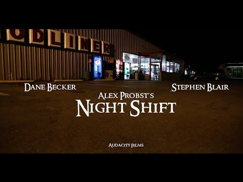 Night Shift - A Short Suspense Film