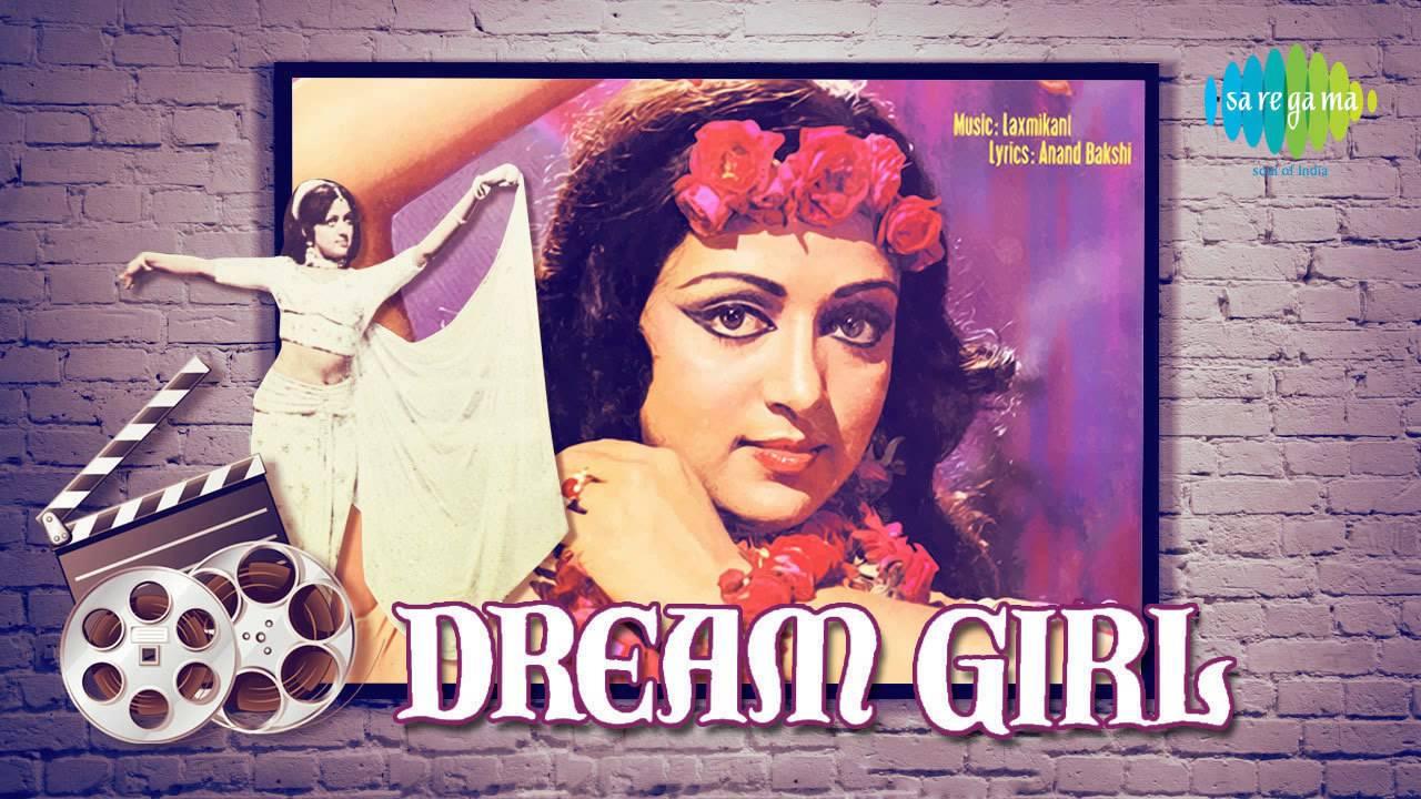 Download Dream Girl - Kishore Kumar - Hema Malini - Dream Girl (1977)