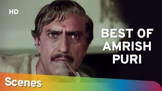 amrish Puri Best Scenes from Benaam Badsha (HD) Anil Kapoor | Juhi Chawla - 90's Best Action Film