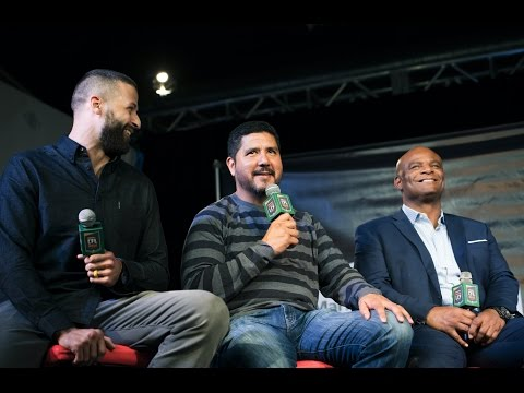 CFL Quarterback Panel 2017 feat. Warren Moon, Anthony Calvillo & Mike Reilly