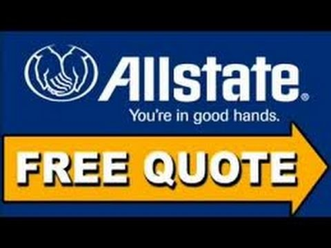 Allstate Insurance Quote Gorgeous Allstate Health Insurance Quotes  Get Free Health Insurance Quote