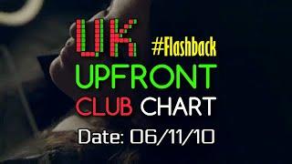 ?? #FLASHBACK UK UPFRONT CLUB CHART (06/11/2010) | MUSIC WEEK