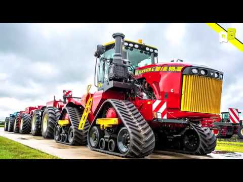 THE 6 MOST POWERFUL TRACTORS EVER !!! [TRACT-O-TOP]