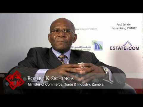 Executive Focus: Robert K Sichinga, Minister of Commerce, Trade & Industry, Zambia
