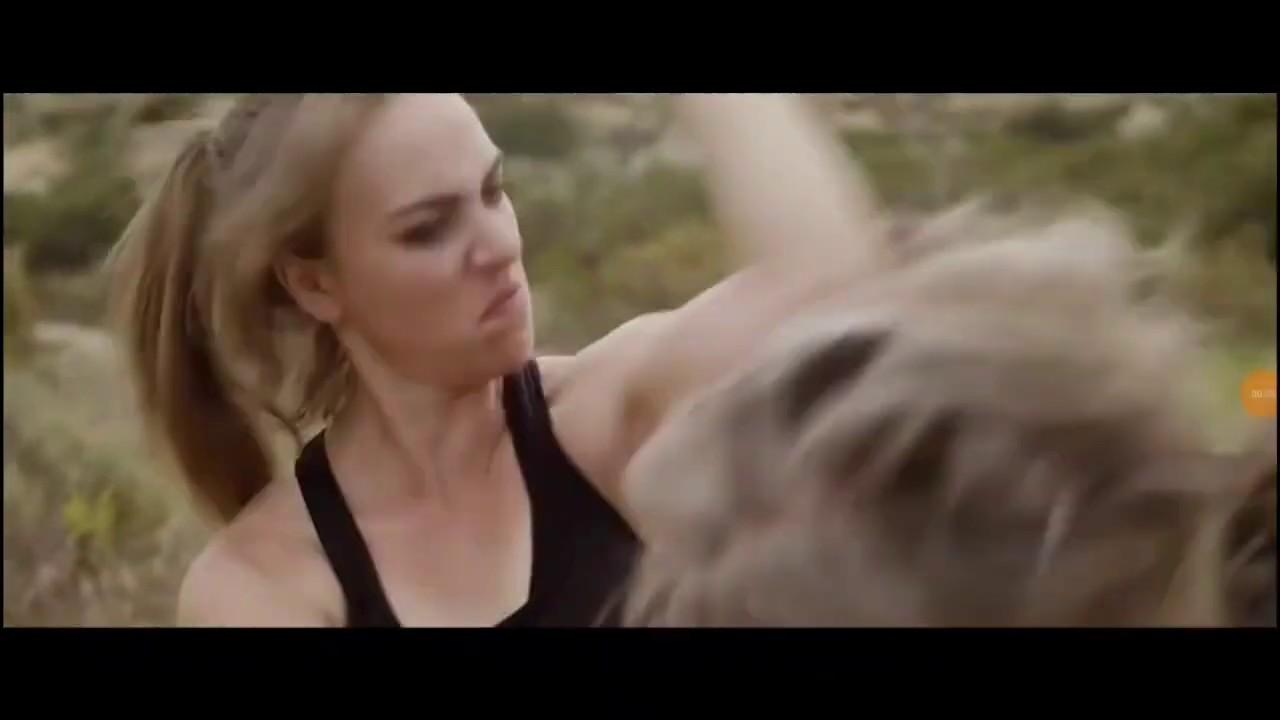 Female Triangle Choke + Armbar - YouTube
