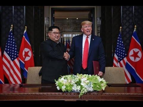 Trump-Kim summit: Donald Trump holds press conference