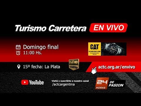 15-2017) La Plata: Domingo Series TC y Finales