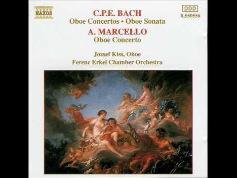 Alessandro Marcello: Oboe Concerto in D Minor - Adagio