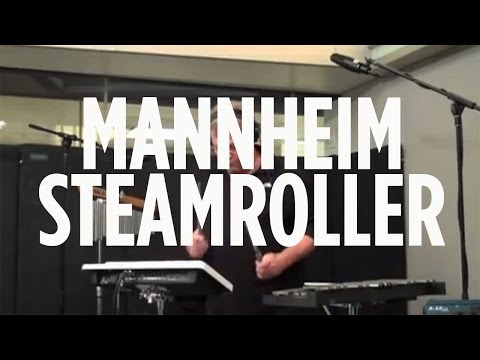 "Mannheim Steamroller ""Deck The Halls"" // SiriusXM"