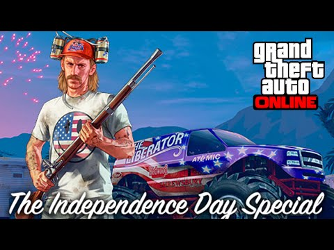 GTA 5 Online Independence Day DLC Update v2.0? Firework Launcher, Exclusive Items & More!