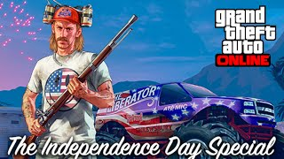 gta 5 online independence day dlc update v2 0 firework launcher exclusive items more