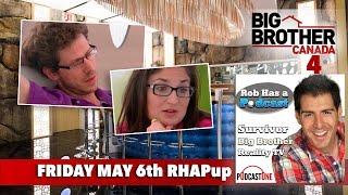 Big Brother Canada 4 Weekly Recap | Friday May 6