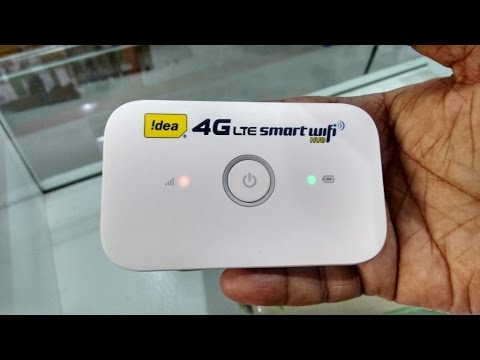 unboxing idea 4g lte wifi hub router review hands on youtube. Black Bedroom Furniture Sets. Home Design Ideas