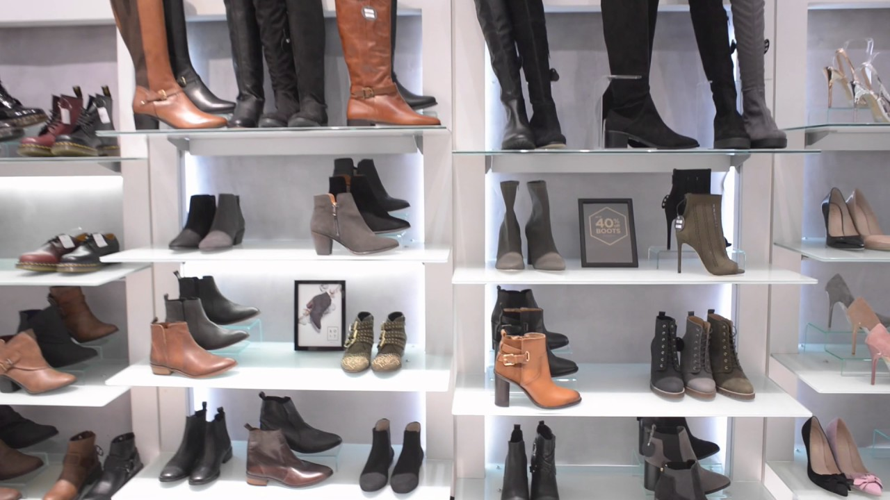 shoe shops braehead