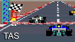 [TAS] Pole Position II [Test Track] 108,400 (AA, 120 sec, 6 laps)