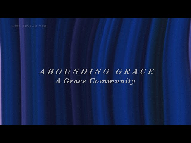 The Church: A Grace Community! (Part-1)   Sam P. Chelladurai   Sunday Service   AFT Church