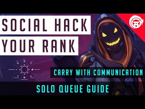 Social Hack your Rank - Overwatch Advanced Communication Guide | OverwatchDojo