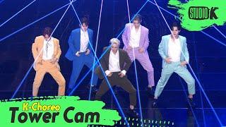 [K-Choreo Tower Cam 4K] 비엑스케이 직캠 '비켜라(Excuse me)' (BXK Choreography) l @MusicBank KBS 210716