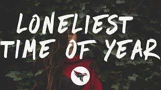 Mabel - Loneliest Time Of Year Lyrics