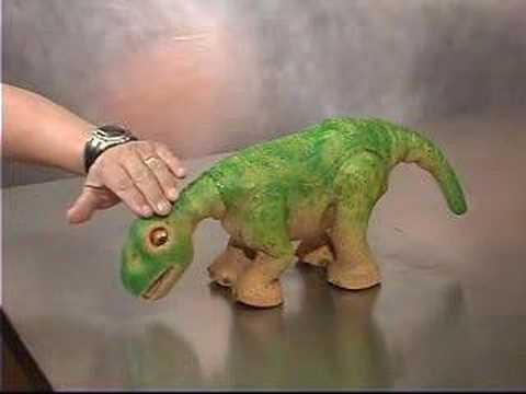Ugobe's Pleo Robotic Dinosaur