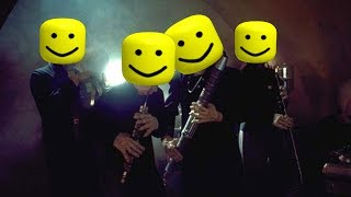 Star Wars Cantina Band (Roblox Death Cry Remix)