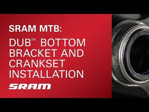 PF30 BSA PressFit 89.5//92 Bicycle Mtb Bottom Bracket SRAM Dub BB30