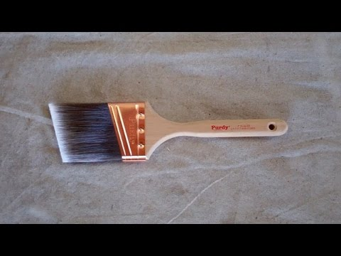 What Paint Brush Should I Use? (House Painting Tips)