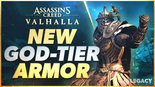 New God Tier Armor - Taranis The Celtic God Of Thunder | Wrath Of The Druids DLC Set
