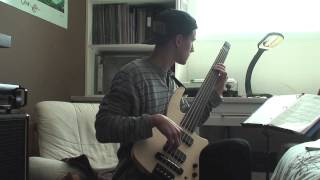 Cynic - Veil of Maya (Bass Cover)