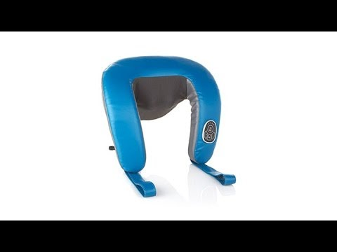 Dr. Ho's Shiatsu Neck and Shoulder Massager with Heat