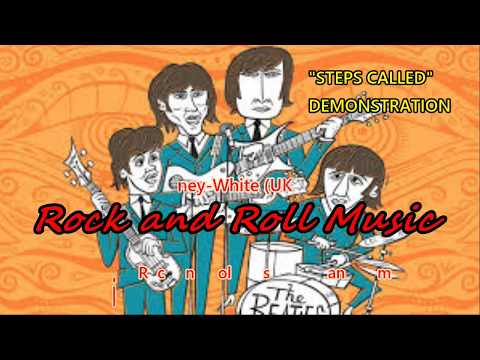 Rock And Roll Music STEPS CALLED hh