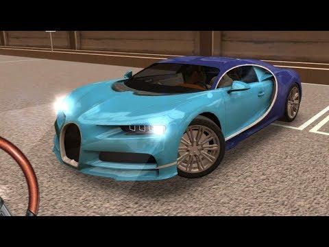 Bugatti Driving School 2016, Bugatti Veyron with Steering Wheel, Car Driving Games Mobile GamePlay