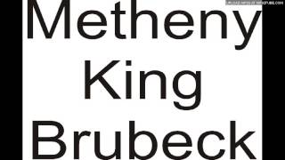 Pat Metheny, B.B. King, Dave Brubeck - Move to the groove