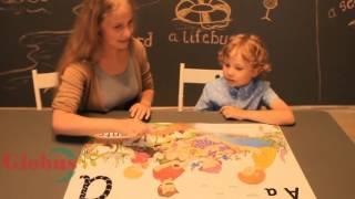 Обучение чтению (видеоотчет) Globus Perm