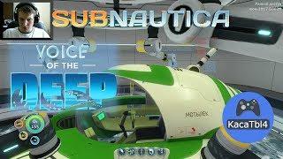 Subnautica Voice of the Deep - ЗАРЯДИЛИ МОТЫЛЁК 36
