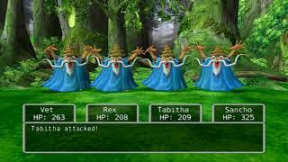 Dragon Quest V (Flora) #28 Exploring The World